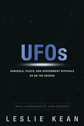 UFOs: Generals, Pilots and Government Officials Go On the Record cover