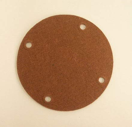 APG 0880A0400, 4'' 150# Flange Protector, 1/8'' Thickness (Pack of 135 pcs)