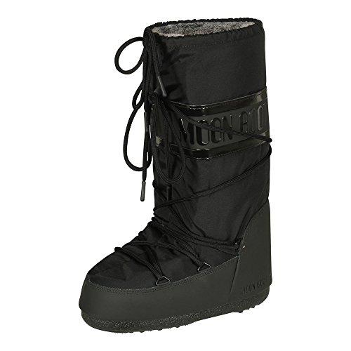 Boot Classic Blu Moon Unisex Scarpe 14023300003 Plus Nero tTxqxawd