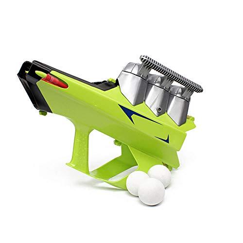 TFTEAM Snowball Shockwave Launcher, Outdoor Snowball Maker and Launcher Snowball Gun Shooting Game, Winter Kids Fun Snow - Shockwave Targets