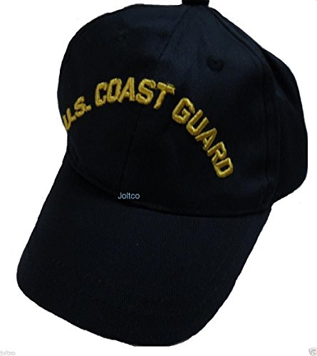 USCG-Baby-Toddler-Ball-Cap-United-States-Coast-Guard-Navy-Blue