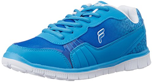 Fila Women's Victoria Light Blue and White Running Shoes -3 UK/India(35.5 EU)(4...