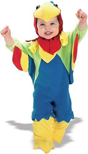 Rubie's Costume EZ-On Romper Costume, Parrot, 6-12 Months ()