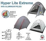 Alpinismo 4 Season Tent with Aluminum Poles, Outdoor Stuffs