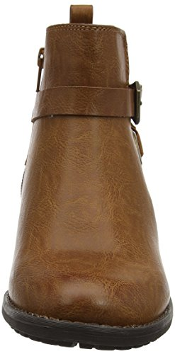 Evans Damen August Stiefel Brown (Tan/Rust)