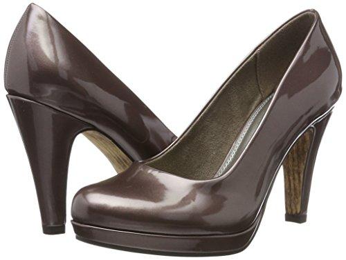 mauve Tacón Metpat Mujer Para De Marco Tozzi Rosa 22410 Zapatos vqxIIwg8B