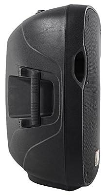 """(2) Rockville SPGN128 12"""" Passive 2400 Watt DJ PA Speakers ABS Cabinets 8-Ohm from Rockville"""