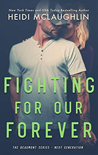 book cover of Fighting For Our Forever