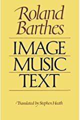 Image-Music-Text Paperback