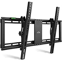 SIMBR TV Wall Mount Bracket for Most 26-75'' LED, LCD and Plasma TVs, up to VESA 600 x 400mm, 132 lbs Loading Capacity