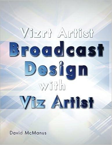 Buy Vizrt Artist - Broadcast Design with Viz Artist: Volume
