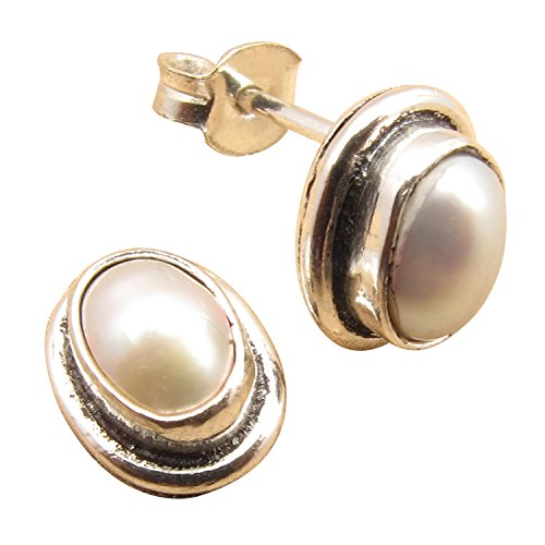 Bestseller Deco Stud ! 925 Sterling Silver Plated Online Fashion Jewelry Store ! Authentic Stone