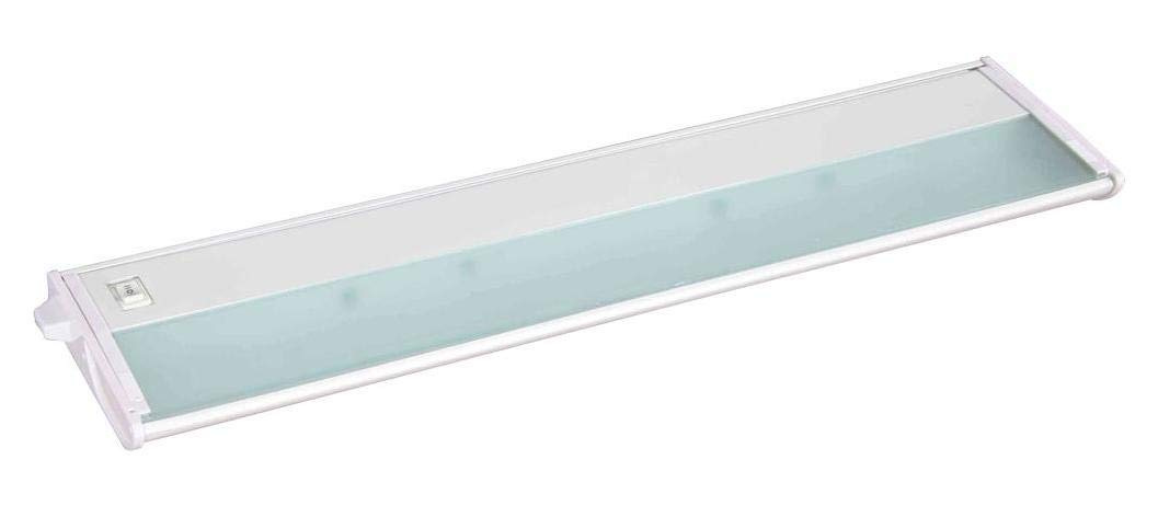 Three Light White Undercabinet Strip (Min-6)