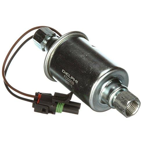 (Delphi FD0009 Electric Fuel Pump Motor (Solenoid Style))