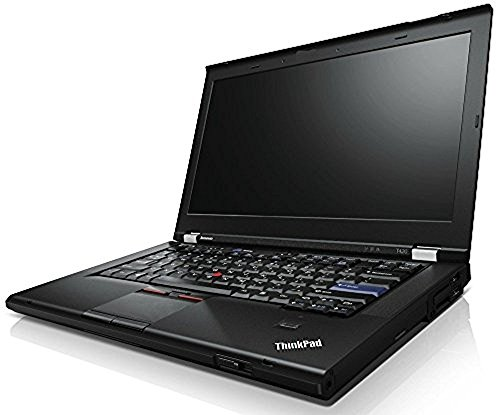 Price comparison product image Lenovo Thinkpad T420 Notebook PC - Intel Core i5 2520M 2.5GHz 4GB 320GB Win 10 Professional (Certified Refurbished)