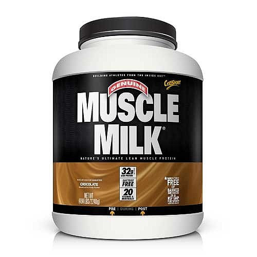 CytoSport Muscle Milk Protein Chocolate product image