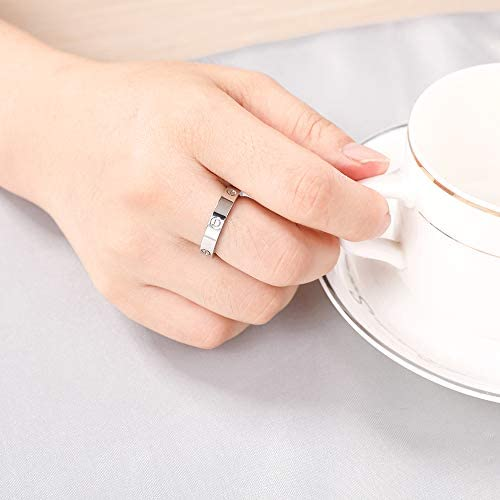 neutral Love Rings
