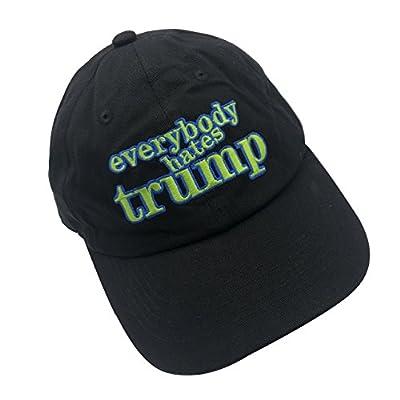 Everybody Hates Trump Baseball Cap Embroidered Dad Hat Adjustable Snapback