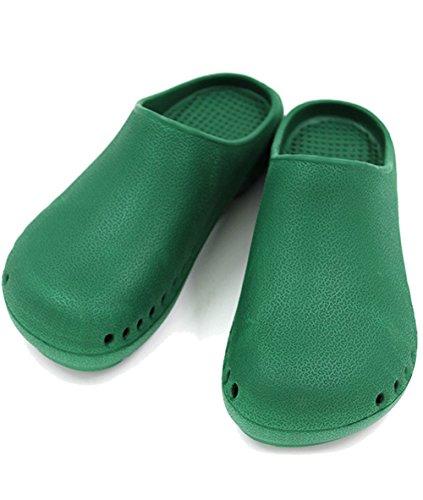 cleanpower - Calzado de protección para mujer Verde