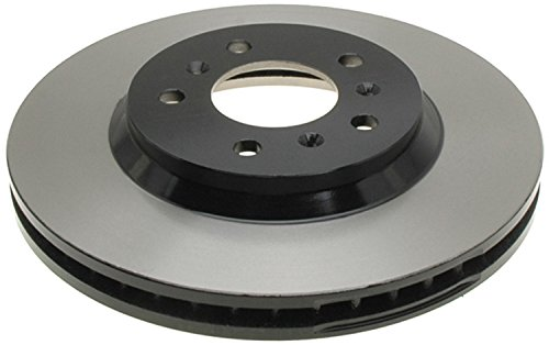 ACDelco 18A2322 Professional Front Disc Brake Rotor - Front Disc Brake Parts