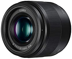 Image of the product Panasonic Lumix G Lens that is listed on the catalogue brand of Panasonic. The product has been rated with a 4.7 over 5
