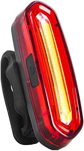 自転車ライト自転車テールライト自転車アクセサリー防水ライディングテールライトLED USB充電式