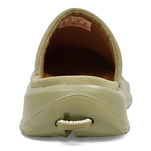 Outdoor Daisy Indoor Khaki Clog Women's SoftScience HStw5