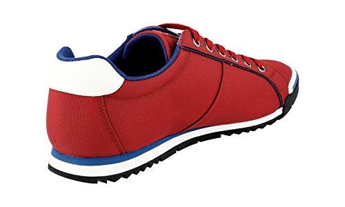 Prada Heren 4e2719 Oq6 F0d56 Lederen Sneaker