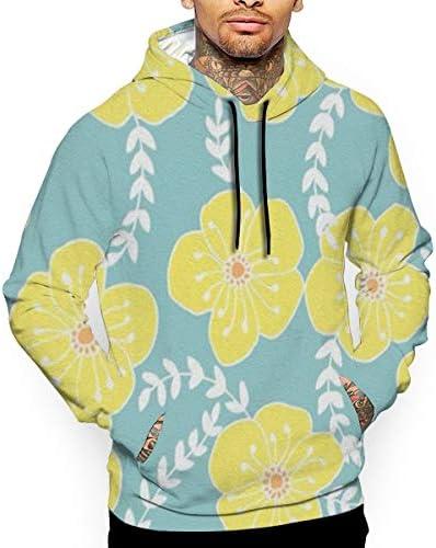花柄 エロ メンズ パーカー 長袖 Tシャツ フード付き ゆったり 3Dプリント おしゃれ 男女兼用 トレーナー スポーツ トップス 大きいサイズ 秋 冬