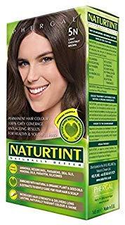 Naturtint Hair Color, 4.7 Ounce - 5N Chestnut Brown Lite (Best Natural Hair Dye Uk)