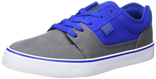 TX Gris Shoes Blue Tonik Homme Basses White DC Baskets Grey qTxvF11wa