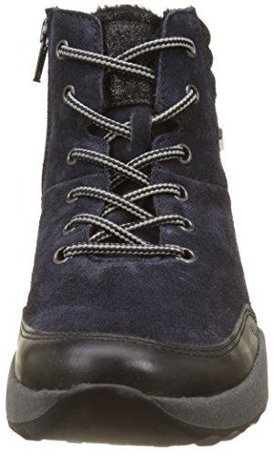 Baskets Romika Bleu kombi Hautes Victoria jeans 06 Femme 6qqpAw