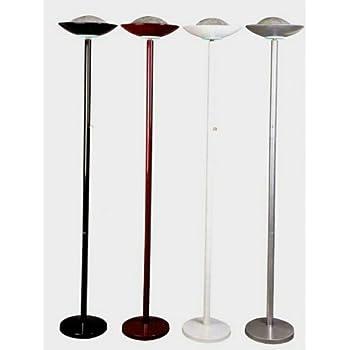 Beautiful Halogen Torchiere Floor Lamp 70 Quot Tall Black Halogen Torchiere Floor Lamp With Dimmer