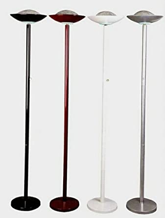 190 watt halogen torchiere floor lamp 71 h burgundy with dimmer 190 watt halogen torchiere floor lamp 71quot h burgundy with dimmer switch mozeypictures Image collections