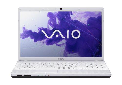 Sony VAIO EH3 Series VPCEH3HFX/W 15.5-Inch Laptop (Glacier White)
