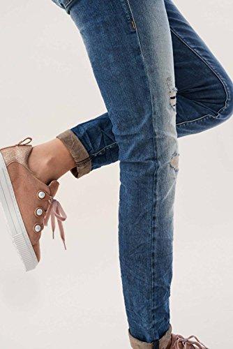 Wonder Jeans Wash Salsa Blu Slim Premium A4pwwngq