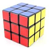 Funs® Shuang Ren V2 3x3x3 57mm Black Speed Cube Puzzle FUNS 3x3