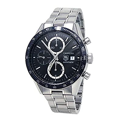 Tag Heuer Carrera Automatic-self-Wind Male Watch CV2010.BA0786 (Certified Pre-Owned) from Tag Heuer