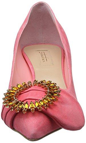 Sebastian S7355 - Zapatos de Tacón para Mujer Rosado (Purple)