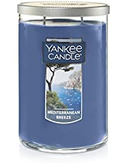 Yankee Candle Large 2-Wick Tumbler Candle, Mediterranean Breeze
