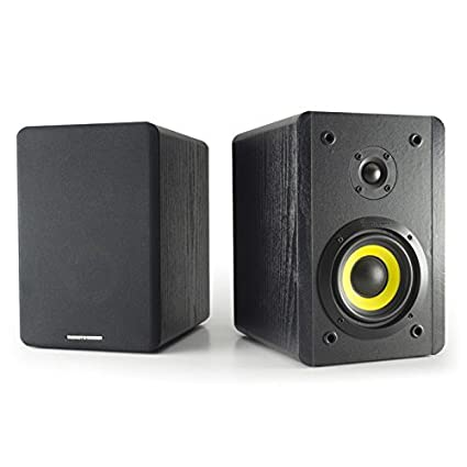 Amazon.com: Thonet and Vander Vertrag Bluetooth Bookshelf Speakers ...