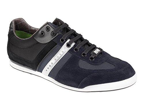 BOSS Green - Zapatillas para hombre 406 Dark Blue