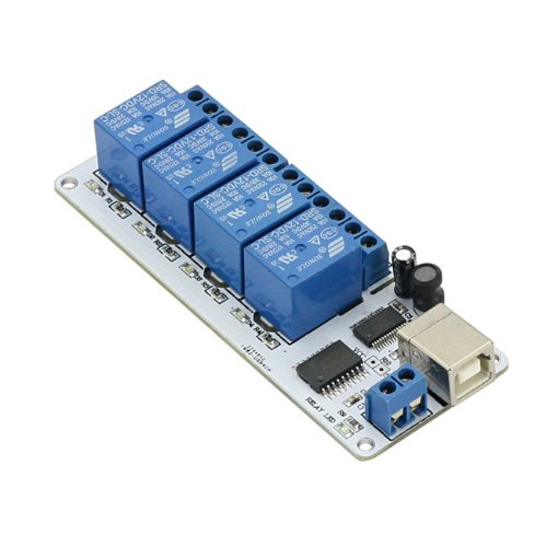 SainSmart USB Channel Relay Automation