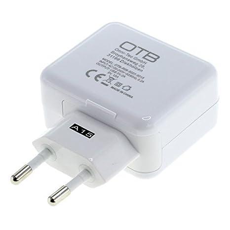 OTB - Cargador USB de carga rápida 2.0 en colour blanco ...