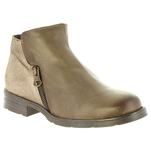 Pour Bottines 31069 Femme Cumbia Taupe w4a5Bxq