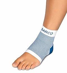 DSC Plantar Fasciitis Sleeve Zoned Compression Sock Size Medium - Men\'s 6-9.5 Woman\'s 7-10.5