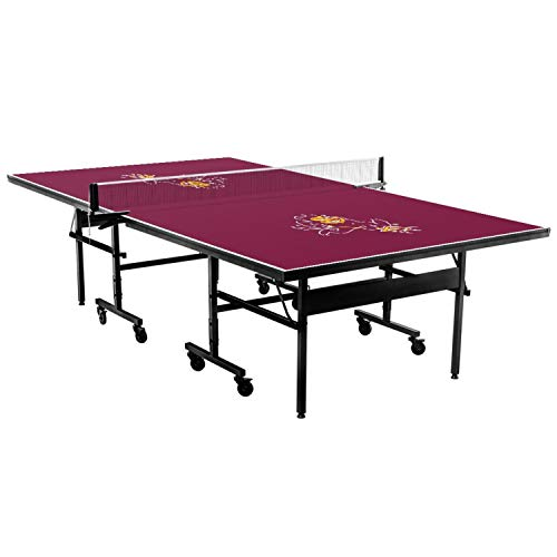 Victory Tailgate + STIGA NCAA Custom Indoor Table Tennis Table - Arizona State Sun Devils ()