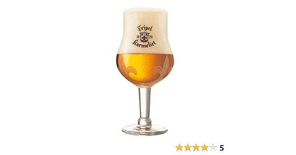 Tripel Karmeliet Belgian Beer Empty Plastic Crate