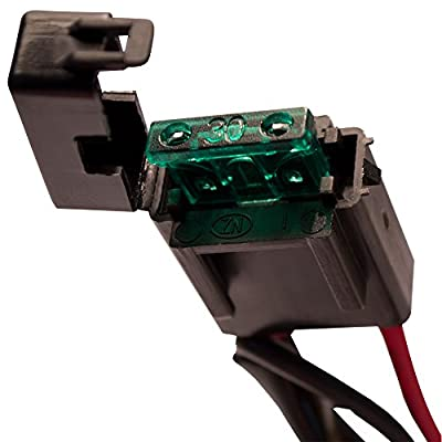 Blazer CWL610 9' Quick-Connect Wire Harness for 1 Light: Automotive