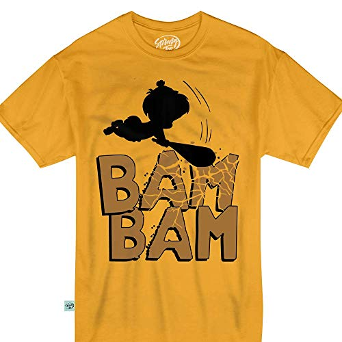 Springtee Bam Bam Costume Halloween Funny Family Matching Youth Kids Tshirt